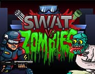 Kill the Zombies: Zombies vs SWAT