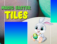 Magic Easter Tiles