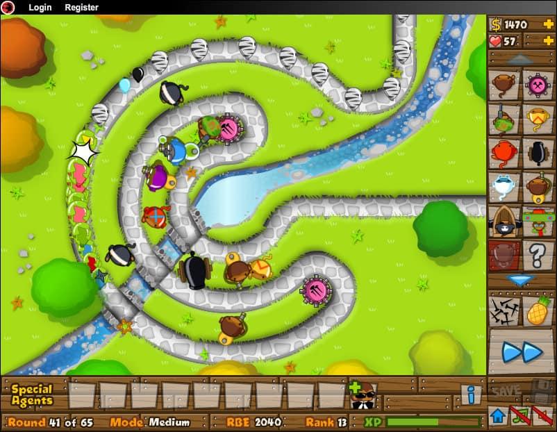Bloons Td 5 Online Spielen