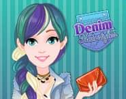 Denim Hairstyles